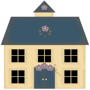 Art Free The Dolls House - ClipArt Best