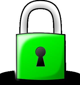 padlock and key clipart - photo #12