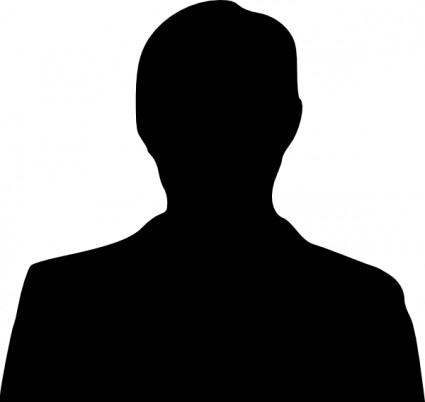 Silhouette Of A Man Clip Art-vector Clip Art-free Vector Free Download