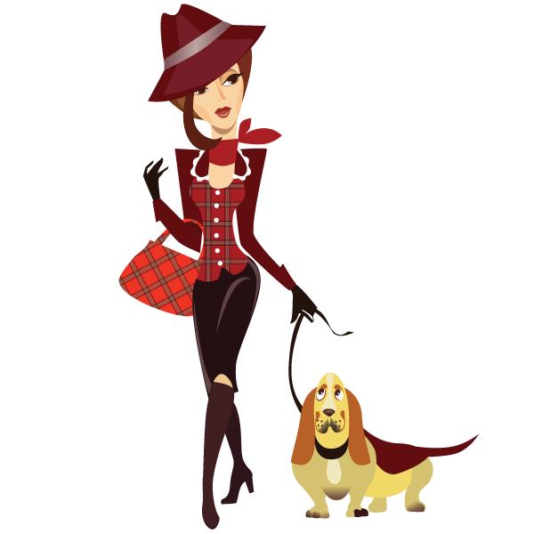 Dog Illustrations Clipart Best