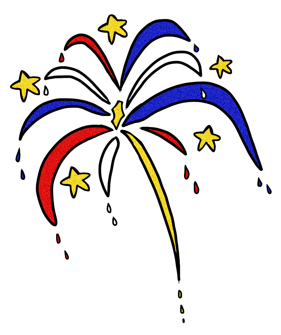 fireworks line art clipart best free fireworks clipart black and white free fireworks clipart downloads