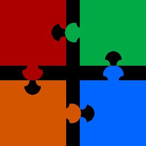 Free Puzzle Piece Clip Art - ClipArt Best