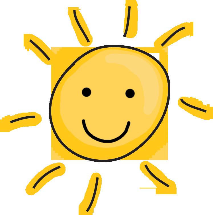 Happy Sunshine - ClipArt Best