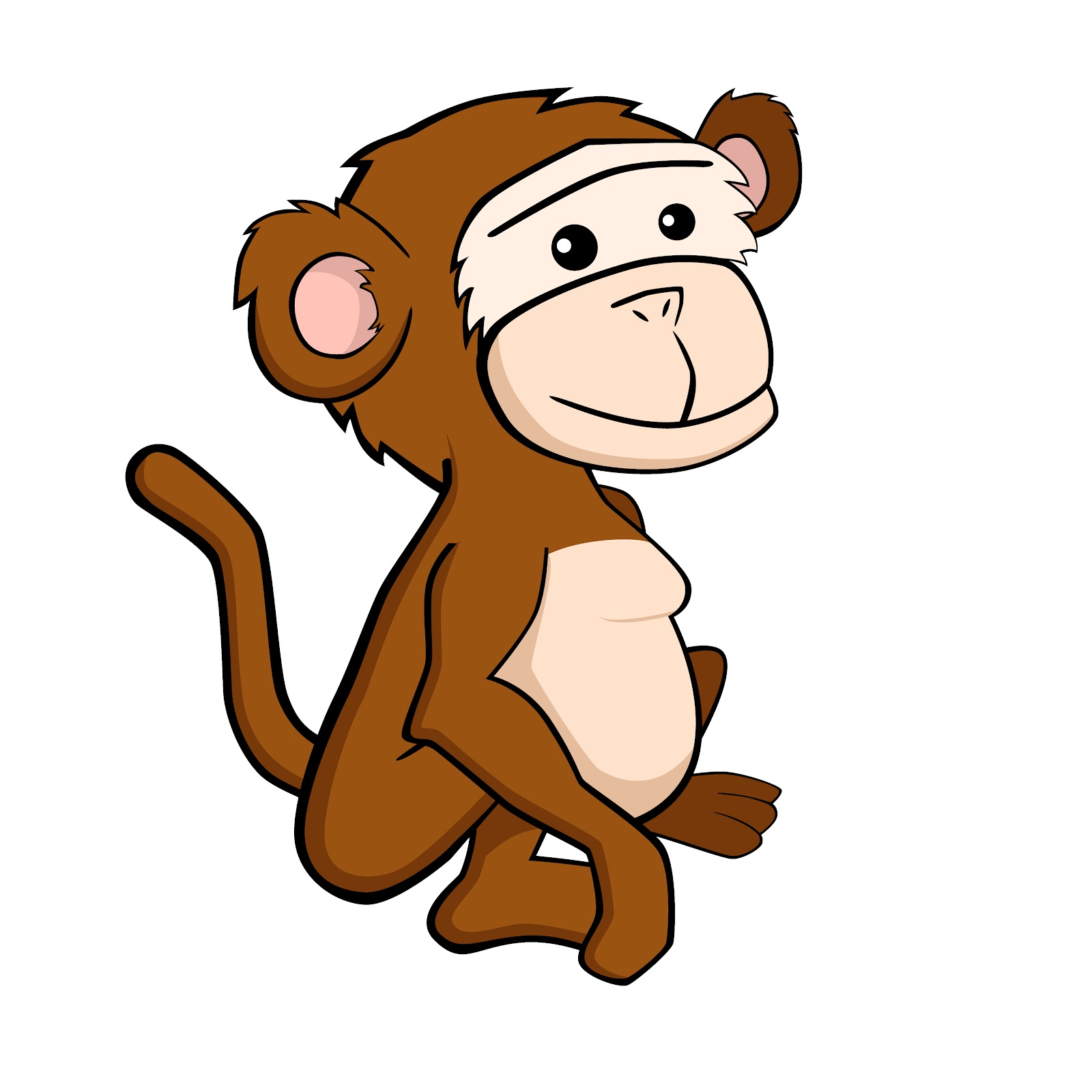 Monkey vector free download