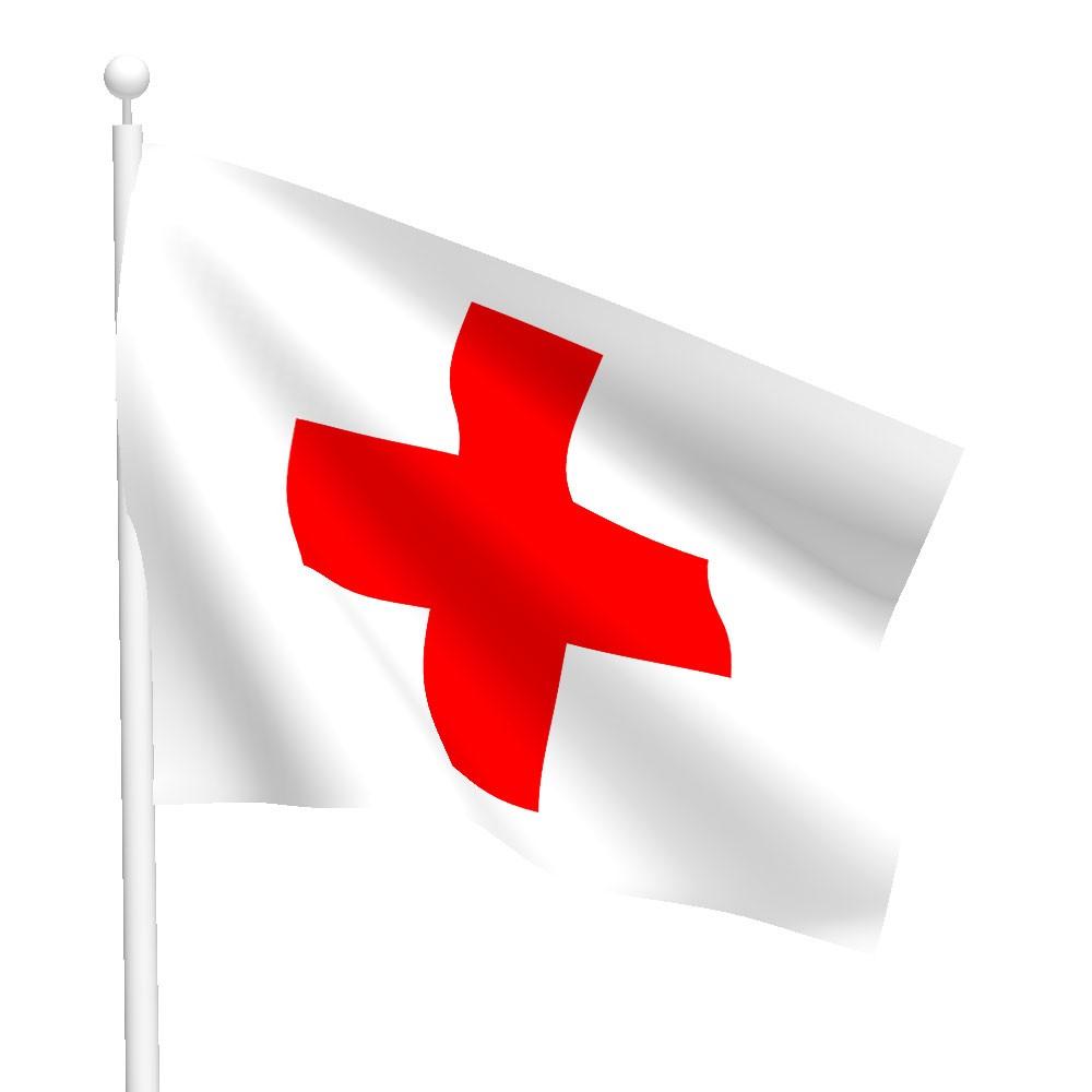Flags International | Red Cross Flag - ClipArt Best - ClipArt Best