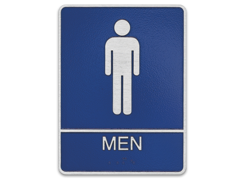 Gallery For Mens Bathroom Sign Clipart