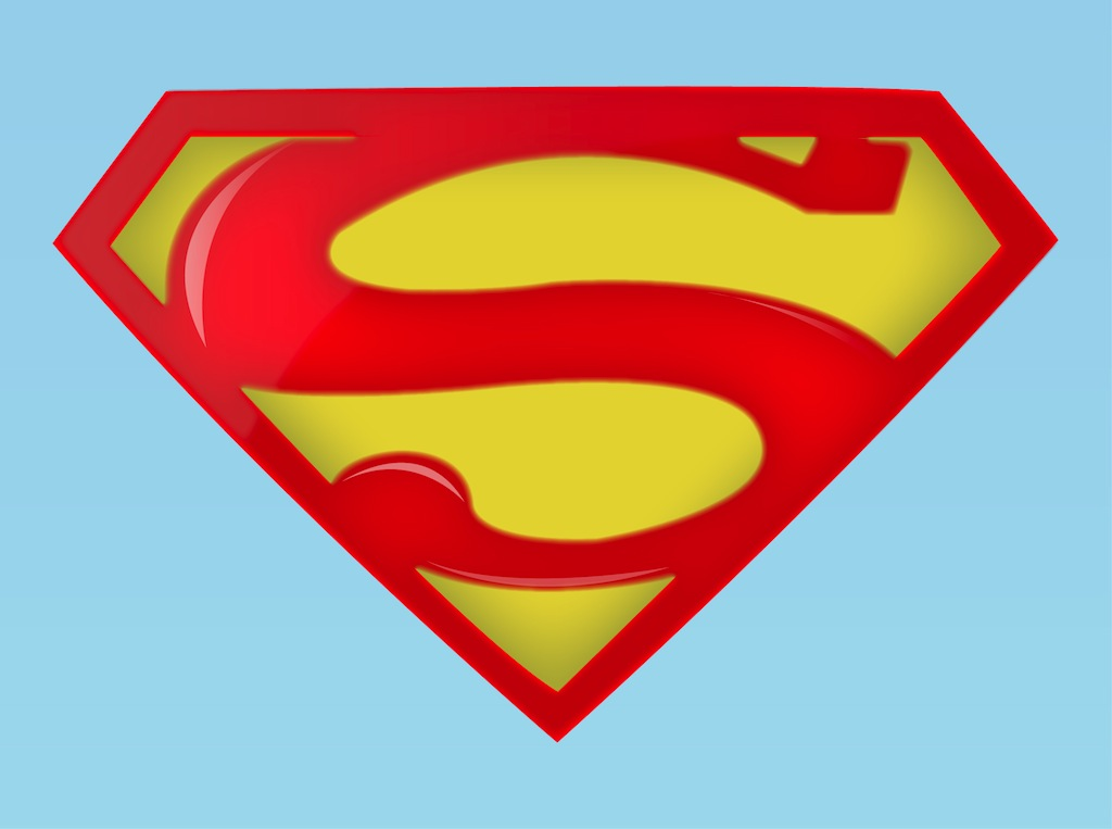 Vector Superman Logo