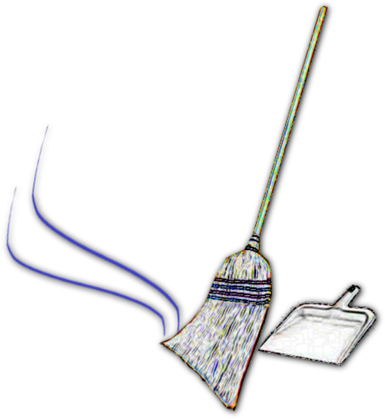Cartoon Broom Clipart Best
