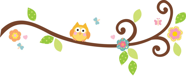 Cartoon Tree Branch - ...