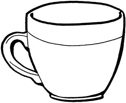 Teapot Coloring Page - ClipArt Best