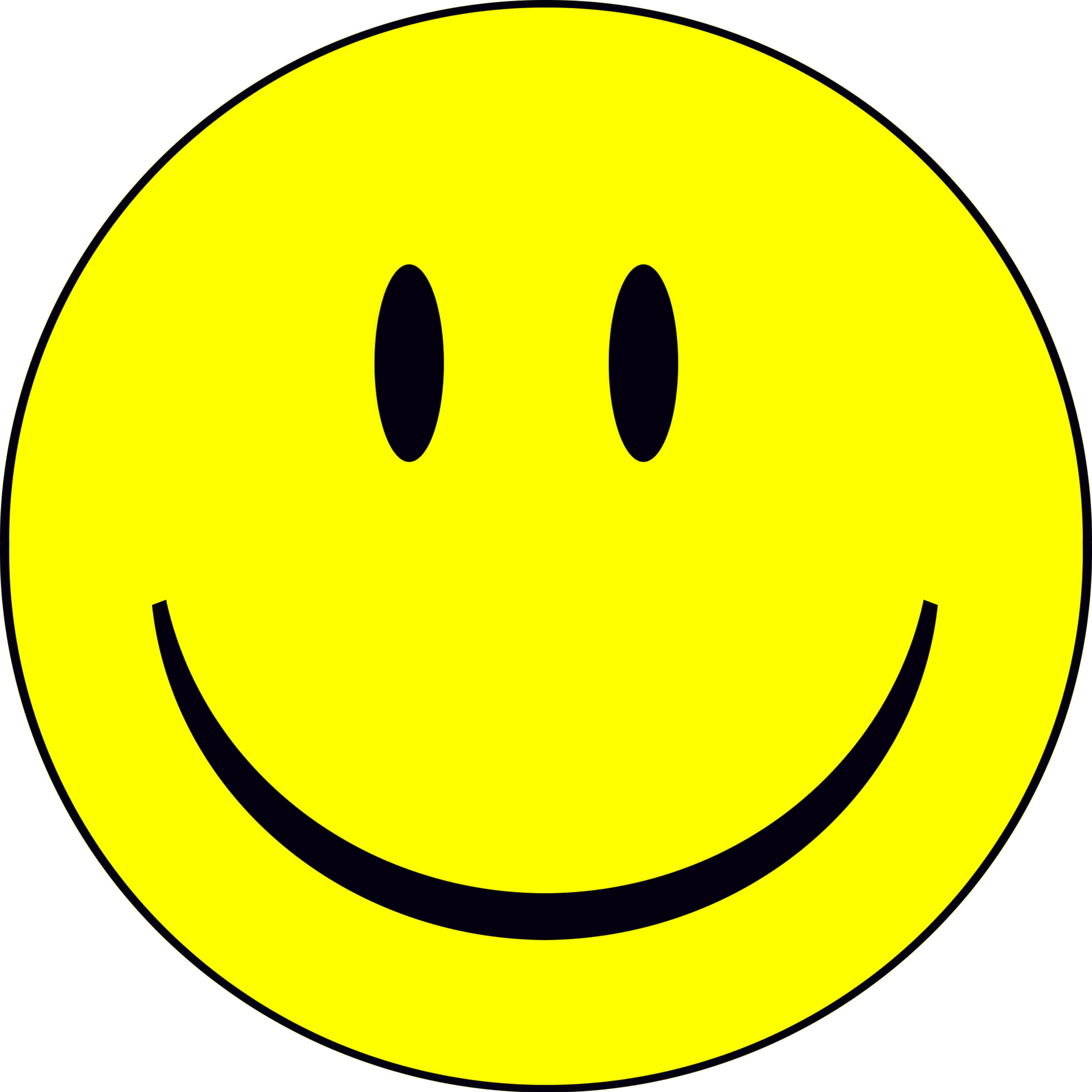 Smiley Face Icon - ClipArt Best