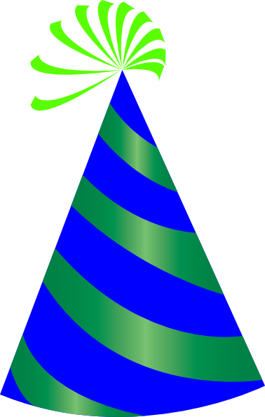 Birthday Party Hat - ClipArt Best