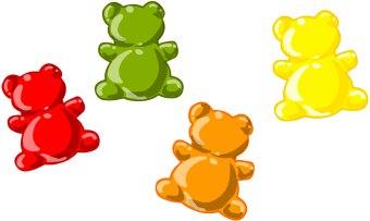 Clip Art Gummy Bear Clipart gummy bear clip art clipart best lights camera singingtime b e a r s singing time green gummy