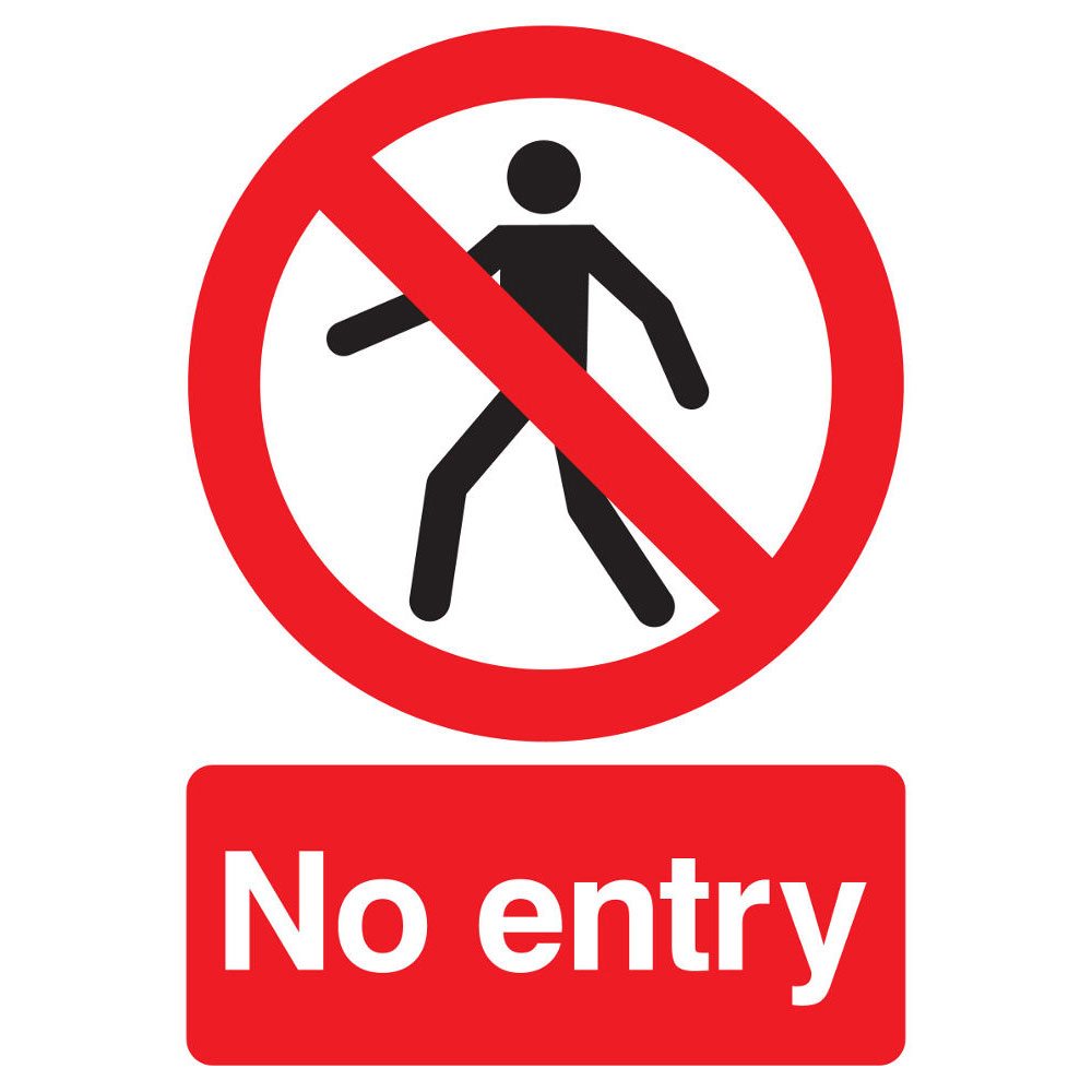 no entrance sign   clipart best
