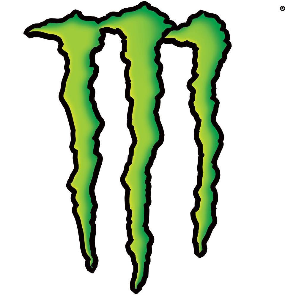 Pics Of Monster Energy Logo - ClipArt Best