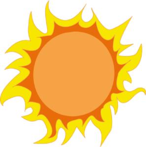 The Sun Clipart ... Sun clip art - vector clip art online, royalty free & public domain ...