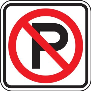 Free No Parking Signs To Print - ClipArt Best