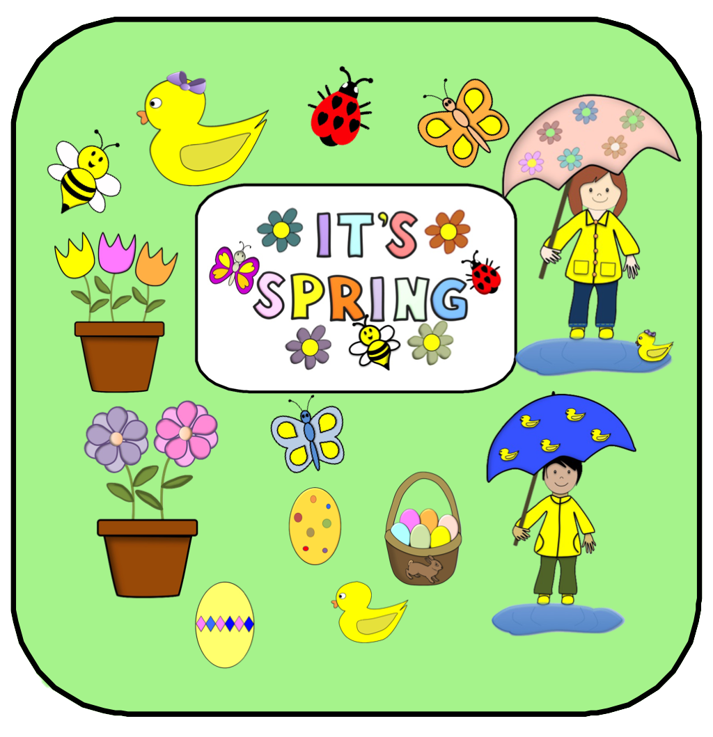 Its Spring Clipart - ClipArt Best