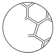 coloring picture of soccer field clipart best
