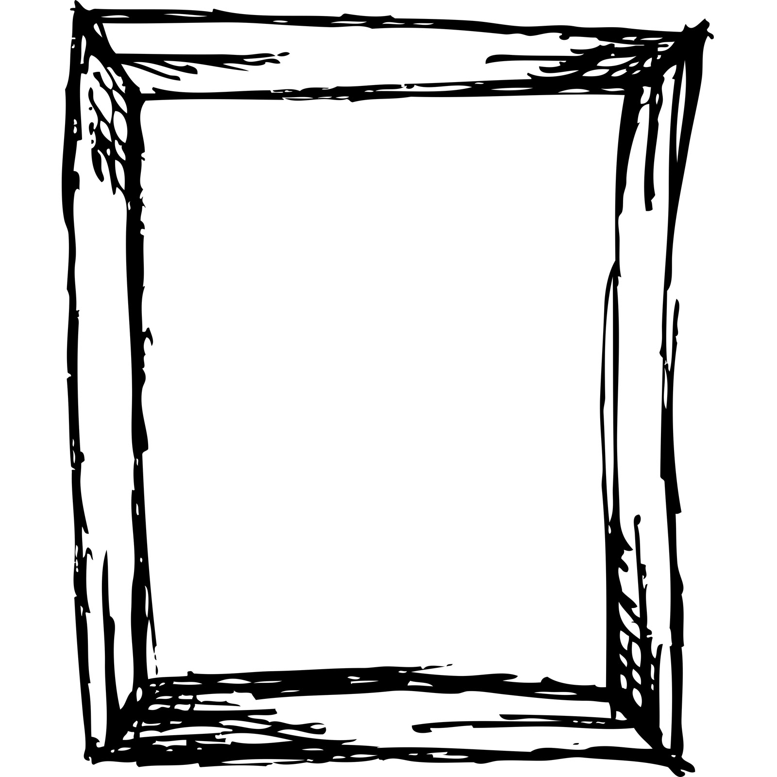 Cartoon picture frame clipart best for Photo clip wall frame