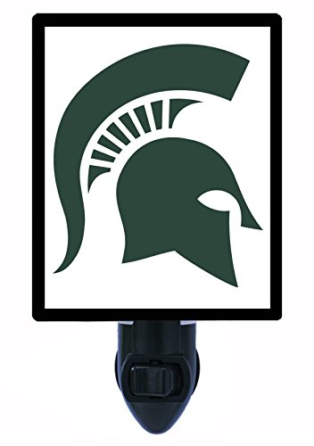Michigan State Helmet Lamp, Michigan State Spartans Helmet Lamp ...