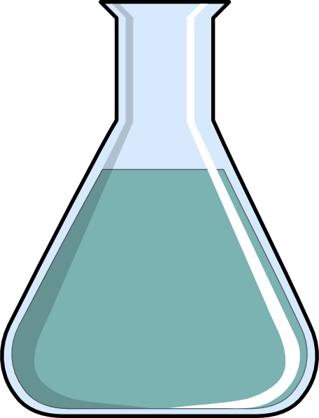 Conical Flask Images Flask Token Clip Art