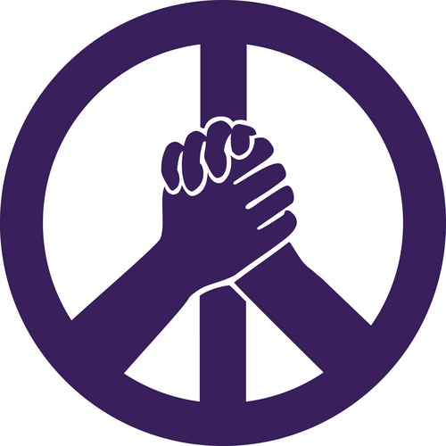world peace logo clipart best