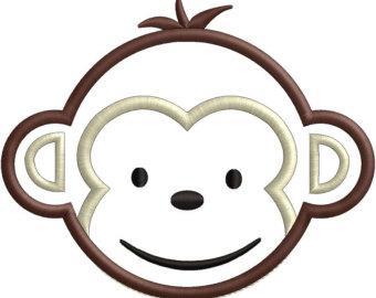 Sock Monkey Face Clip Art - ClipArt Best