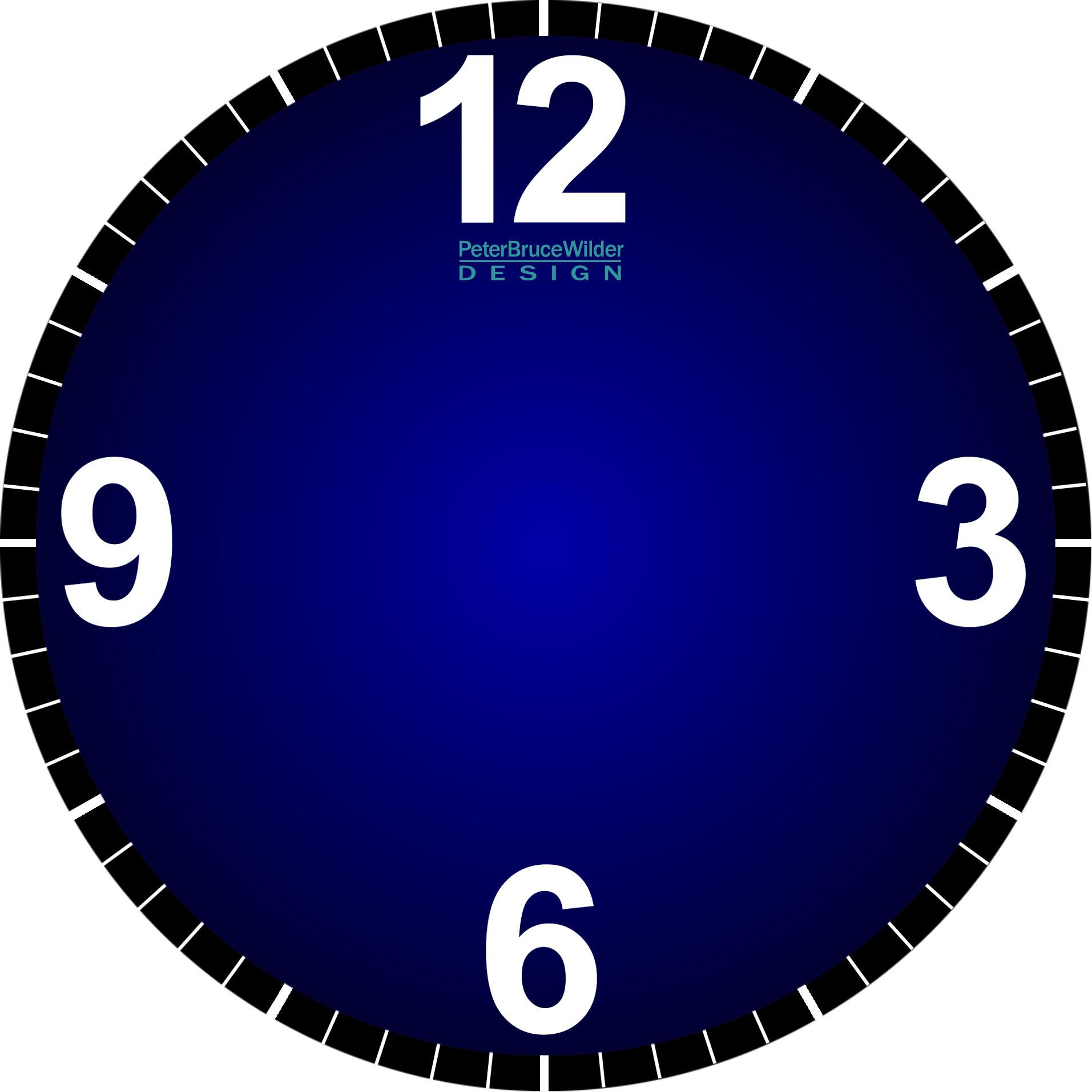 Clock Face Clip Art at Clker.com vector clip art online, royalty ...