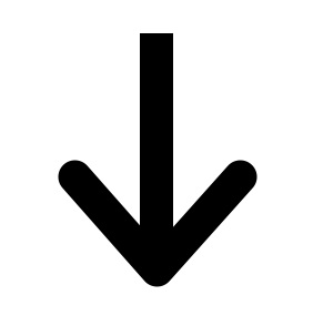 Image result for downward arrow