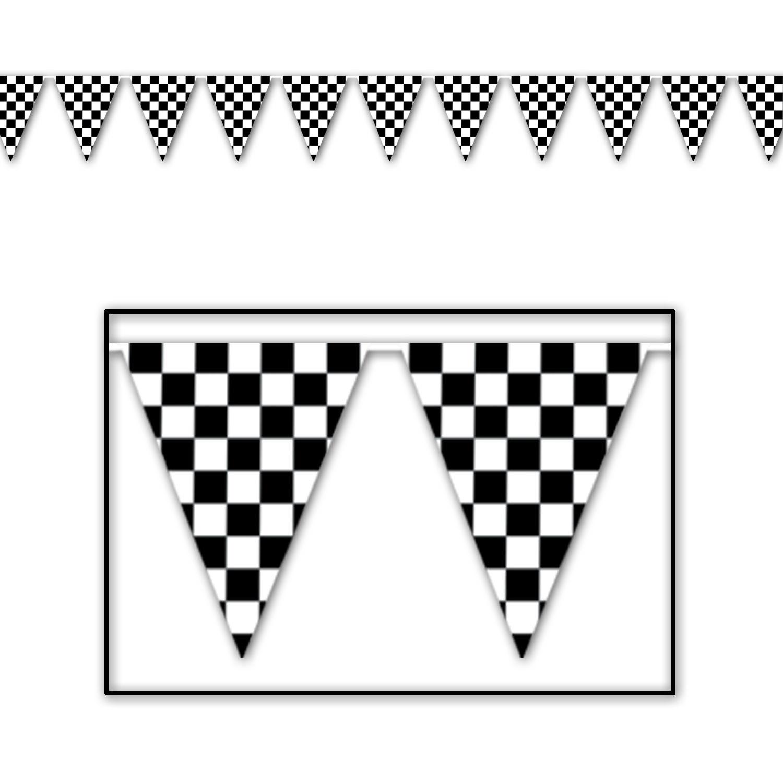 Race Checkered Border ClipArt Best