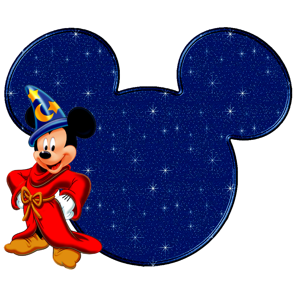 Mickey mouse ears printable logo clip art