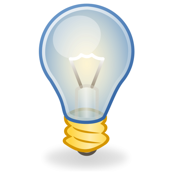 Image light bulb clipart best for Find a light bulb