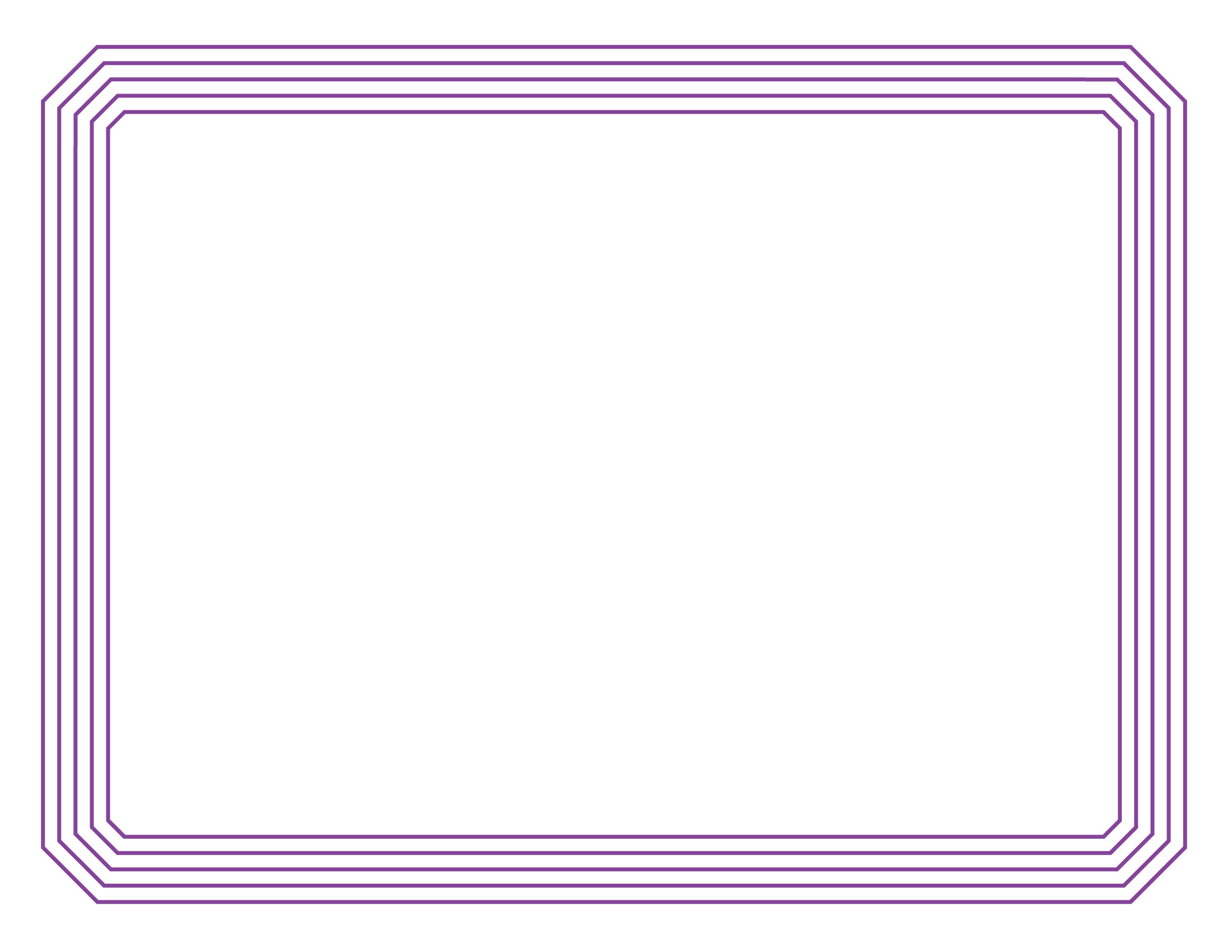 free border templates - free clipart certificate templates