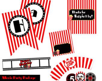 Printable Movie Tickets - ClipArt Best
