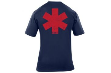 5.11 Tactical Short Sleeve Logo T Ems Star . 5.11 Tactical T-