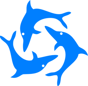 Clip Art Dolphins Clipart dolphins clipart best free dolphin clip art that will make you flip