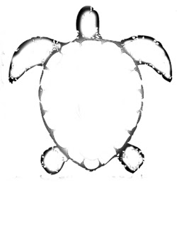 Sea Turtle Outline - ClipArt Best