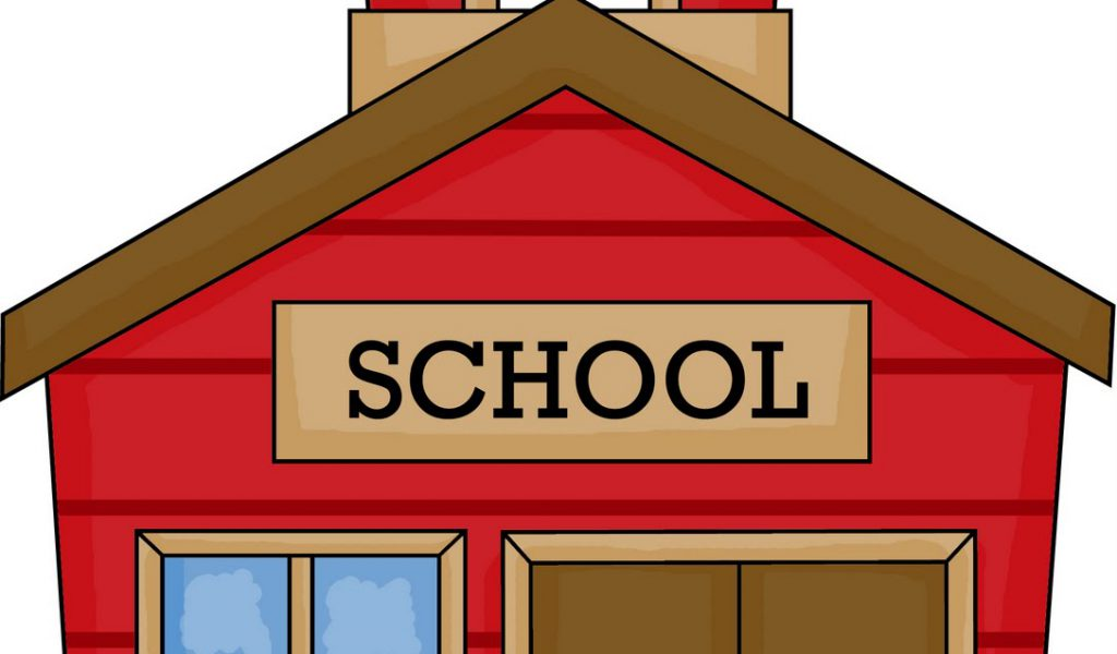 Clipart School House - ClipArt Best