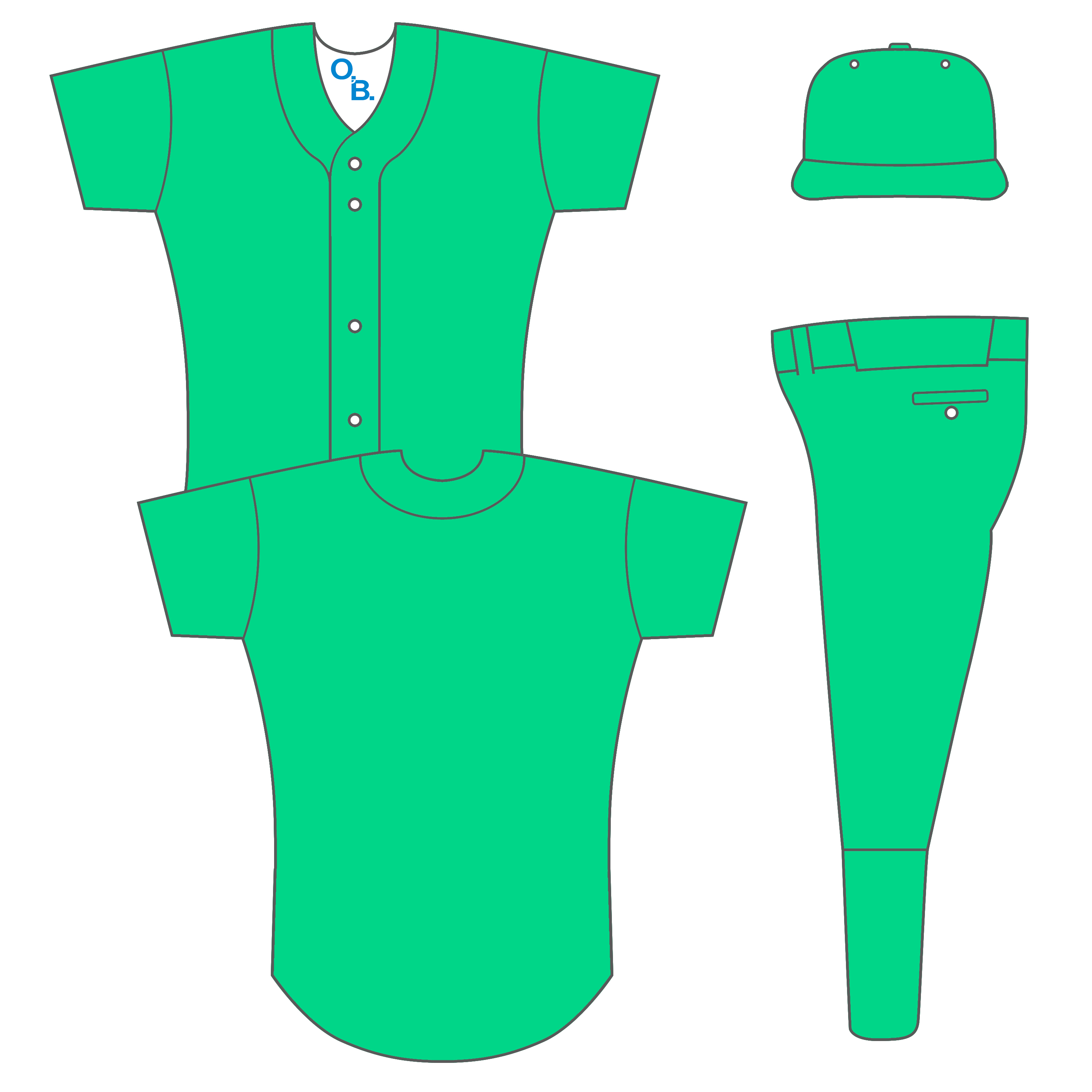 Baseball jersey template clipart best for Softball uniform design templates