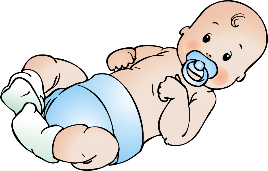 Clip Art On Baby - ClipArt Best
