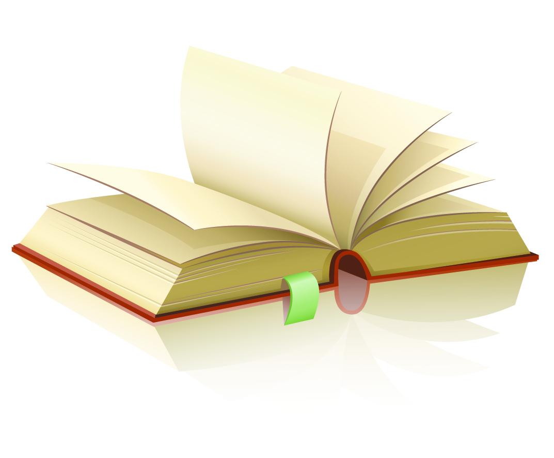 In meinem zweiten Buch besinne ich mich sehr intensiv auf meine ...: www.clipartbest.com/vector-open-book