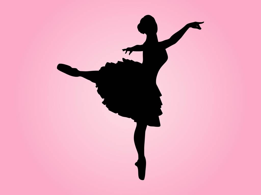 Free Vector Ballerina - ClipArt Best