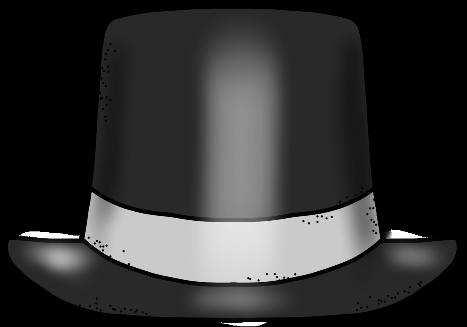 Top Hat Clipart Png - ClipArt Best