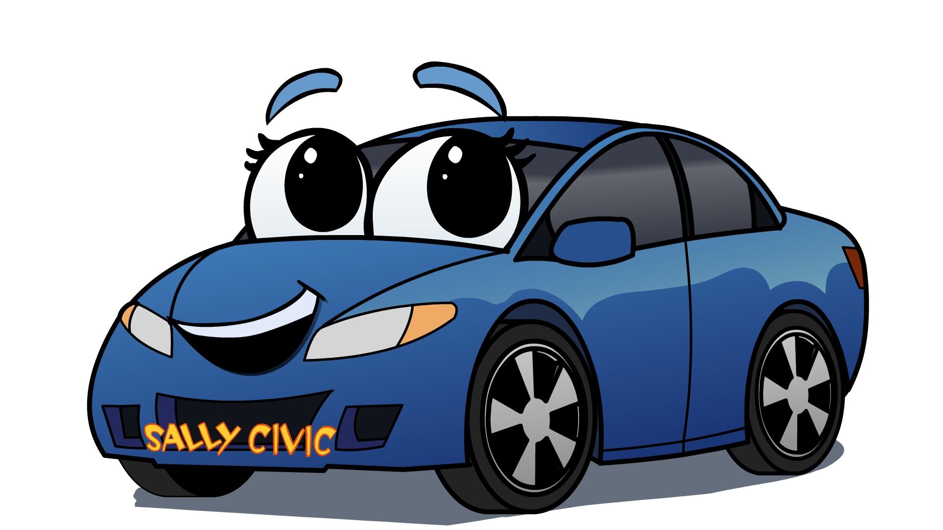 Best New Car >> New Car Cartoon - ClipArt Best