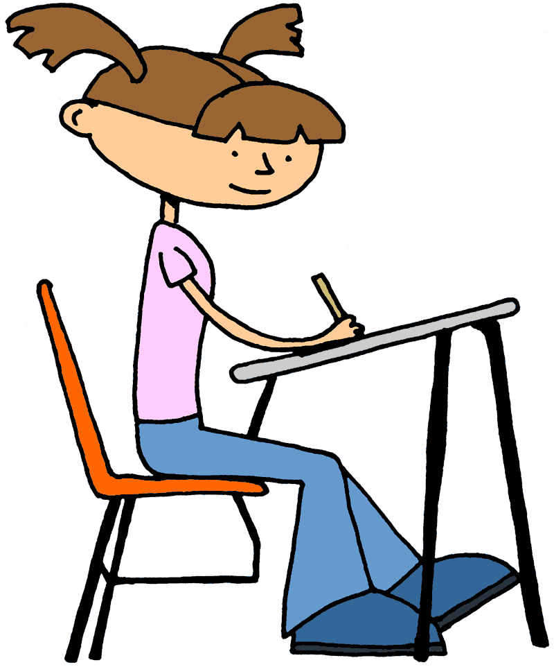 Happy High School Student Clipart - Free Clipart ...