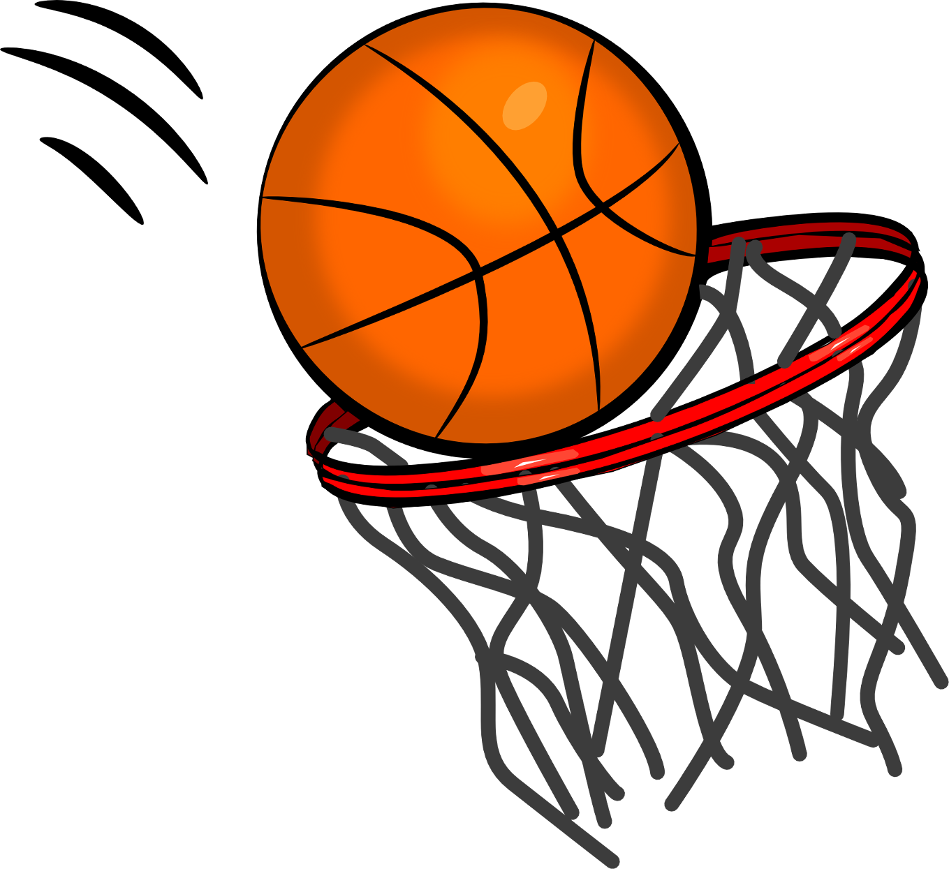 Basketball Rim Png - ClipArt Best