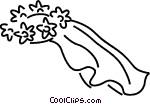 Wedding Veil Clipart - ClipArt Best