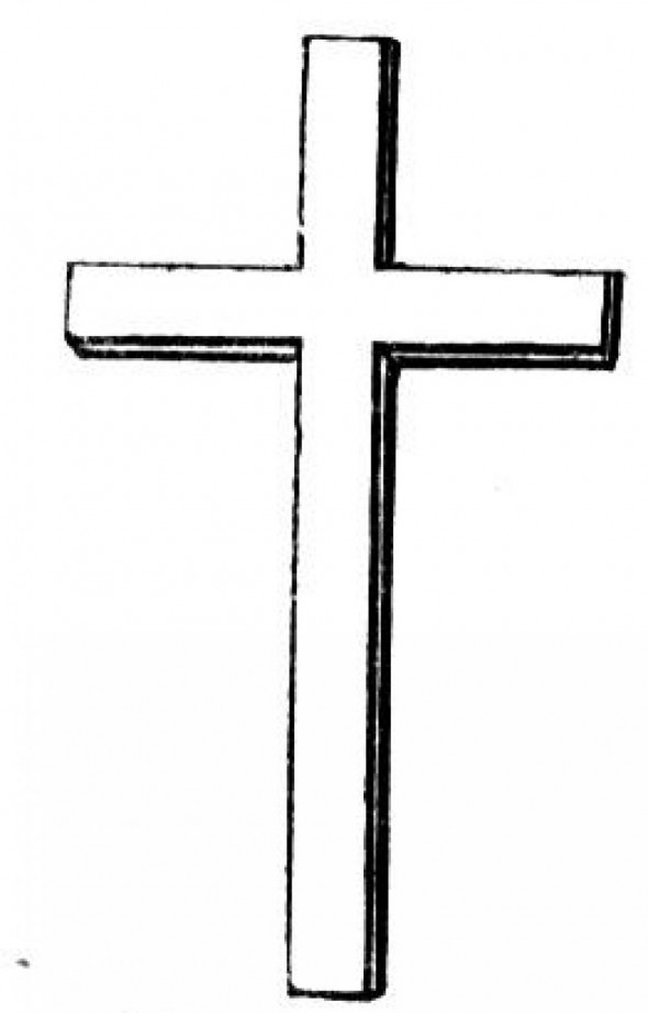 Printable Cross Pictures