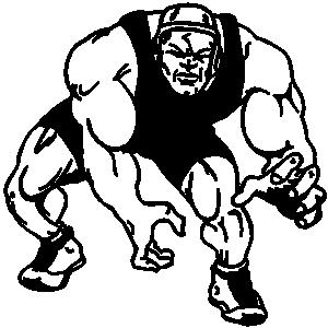 Wrestling Logo ...